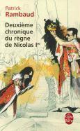Cover-Bild zu Rambaud, Patrick: Deuxieme Chronique Du Regne de Nicolas 1er