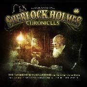 Cover-Bild zu Doyle, Arthur Conan: Sherlock Holmes Chronicles, Folge 46: Der Baumeister von Norwood (Audio Download)
