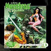 Cover-Bild zu Shocker, Dan: Macabros - Classics, Folge 5: Die Schreckensgöttin (Audio Download)