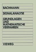 Cover-Bild zu Bachmann, Wolfgang: Signalanalyse