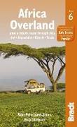 Cover-Bild zu Gibbons, Bob: Africa Overland
