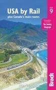 Cover-Bild zu Pitt, John: USA by Rail