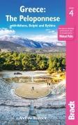 Cover-Bild zu Bostock, Andrew: Greece: The Peloponnese
