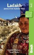 Cover-Bild zu Lovell-Hoare, Max: Ladakh, Jammu and the Kashmir Valley Bradt Guide