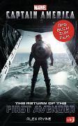 Cover-Bild zu Irvine, Alex: Marvel Captain America - The Return of the First Avenger