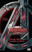 Cover-Bild zu Wyatt, Chris: Marvel Avengers Age of Ultron