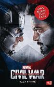 Cover-Bild zu Irvine, Alex: MARVEL Captain America - Civil War