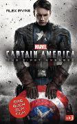 Cover-Bild zu Irvine, Alex: Marvel Captain America - The First Avenger