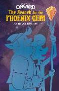 Cover-Bild zu Behling, Steve: Onward: The Search for the Phoenix Gem: An In-Questigation
