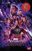 Cover-Bild zu Behling, Steve: Marvel Avengers - Endgame (eBook)