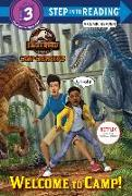 Cover-Bild zu Behling, Steve: Welcome to Camp! (Jurassic World: Camp Cretaceous)