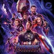 Cover-Bild zu Marvel Press: Avengers: Endgame Lib/E