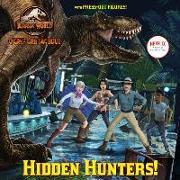 Cover-Bild zu Behling, Steve: Hidden Hunters! (Jurassic World: Camp Cretaceous)