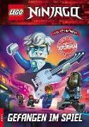 Cover-Bild zu Behling, Steve: LEGO® NINJAGO® - Gefangen im Spiel