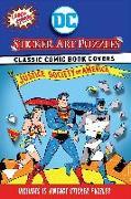 Cover-Bild zu Behling, Steve: DC Sticker Art Puzzles