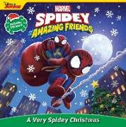 Cover-Bild zu Behling, Steve: Spidey and His Amazing Friends a Very Spidey Christmas