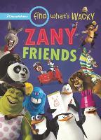 Cover-Bild zu Behling, Steve: Find What's Wacky: Zany Friends