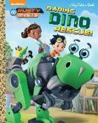 Cover-Bild zu Behling, Steve: Daring Dino Rescue! (Rusty Rivets)