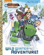 Cover-Bild zu Behling, Steve: Wild Winter Adventure! (Rusty Rivets)