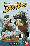 Cover-Bild zu Ferrari, Alessandro: Ducktales: Fowl Play