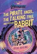 Cover-Bild zu Behling, Steve: Avengers: Endgame the Pirate Angel, the Talking Tree, and Captain Rabbit