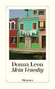 Cover-Bild zu Leon, Donna: Mein Venedig