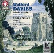 Cover-Bild zu Fisher, Roger: Solemn Melody For Cello & Organ
