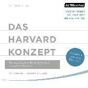 Cover-Bild zu Patton, Bruce: Das Harvard-Konzept (Audio Download)