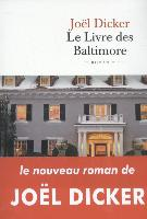 Cover-Bild zu Dicker, Joël: Le livre des Baltimore