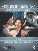 Cover-Bild zu Brown, Simon (Hrsg.): Color and the Moving Image (eBook)