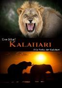 Cover-Bild zu Uwe Scharf: KALAHARI: Alle Parks der Kalahari (eBook)