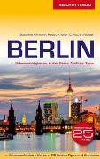 Cover-Bild zu Susanne Kilimann: Reiseführer Berlin