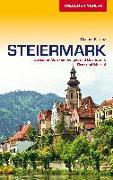 Cover-Bild zu Gunnar Strunz: Reiseführer Steiermark