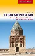 Cover-Bild zu Beate Luckow: Reiseführer Turkmenistan