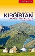 Cover-Bild zu Dagmar Schreiber: Reiseführer Kirgistan