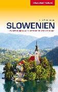 Cover-Bild zu Klaus Schameitat: Reiseführer Slowenien
