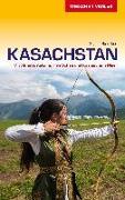 Cover-Bild zu Dagmar Schreiber: Reiseführer Kasachstan