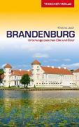 Cover-Bild zu Kristine Jaath: Reiseführer Brandenburg