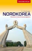 Cover-Bild zu Arno Maierbrugger: Reiseführer Nordkorea