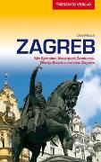 Cover-Bild zu Uwe Mauch: Reiseführer Zagreb
