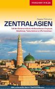 Cover-Bild zu Dagmar Schreiber: Reiseführer Zentralasien