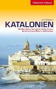 Cover-Bild zu Jens Wiegand: Reiseführer Katalonien