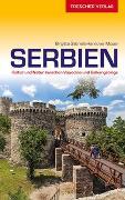 Cover-Bild zu Birgitta Gabriela Hannover Moser: Reiseführer Serbien