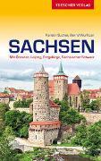 Cover-Bild zu Bernd Wurlitzer: Reiseführer Sachsen