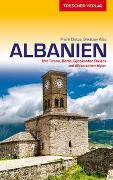 Cover-Bild zu Frank Dietze: Reiseführer Albanien