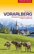 Cover-Bild zu Gunnar Strunz: Reiseführer Vorarlberg
