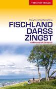 Cover-Bild zu Kling, Wolfgang: Reiseführer Fischland, Darß, Zingst