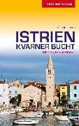 Cover-Bild zu Matthias Jacob: Reiseführer Istrien und Kvarner Bucht