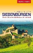 Cover-Bild zu Birgitta Gabriela Hannover Moser: Reiseführer Siebenbürgen