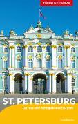 Cover-Bild zu Anne Haertel: Reiseführer St. Petersburg